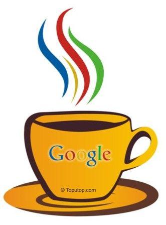 Google-Caffeine-Cup