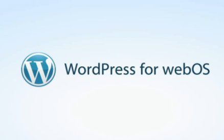 Wordpress-WebOS