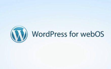 Wordpress-WebOS