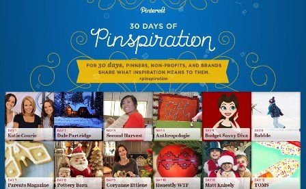 30 Days Of Pinspiration From Pinterest